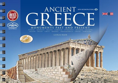 Ancient Greece Guide Book With History And Reconstructions