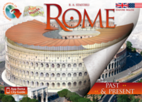 Rome: travel guide book in french