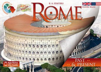 Rome: travel guide book in japanese