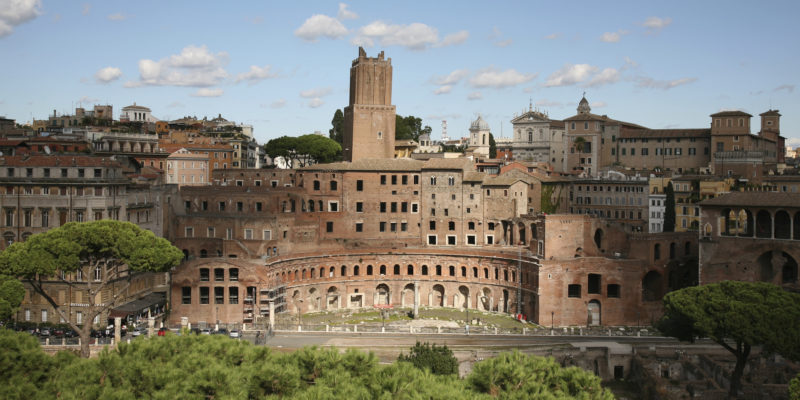 Trajan's Forum and Market