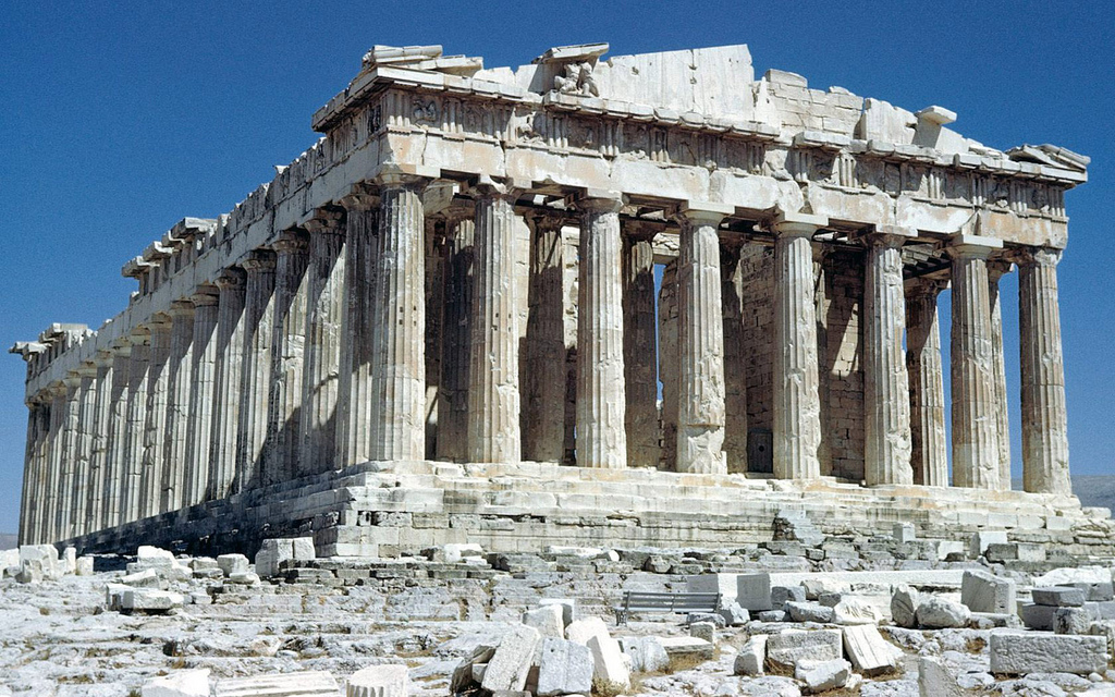 Parthenon Facts And History