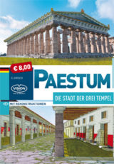 Paestum Guidebook in German