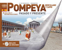 Guidebook to Pompeii, herculaneum and capri in spanish