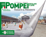 Guidebook to Pompeii, herculaneum and capri in italian