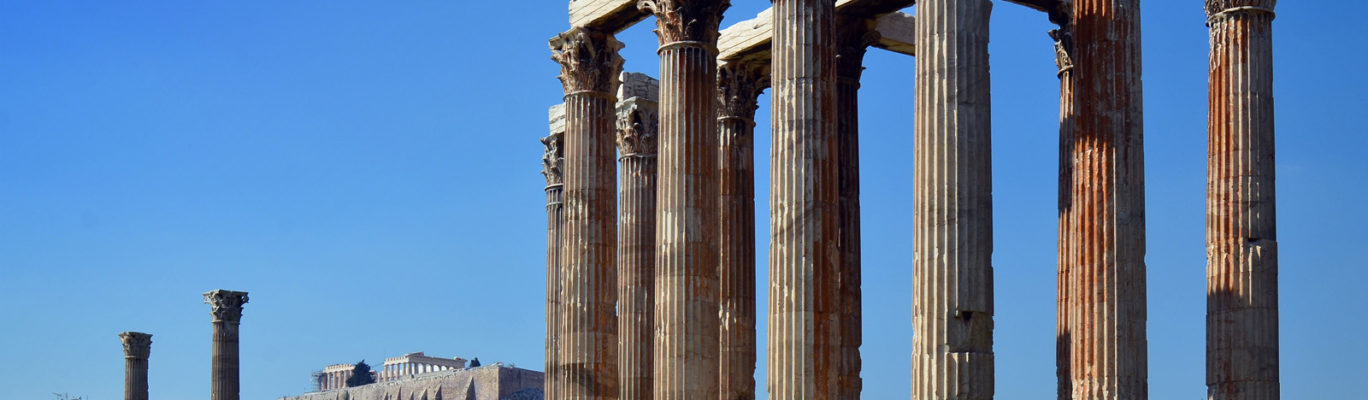 Temple of Olympian Zeus / Olympieion