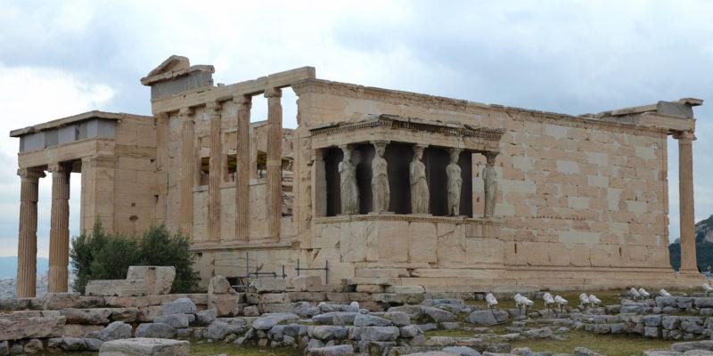 Erechtheion, Acropolis of Athens