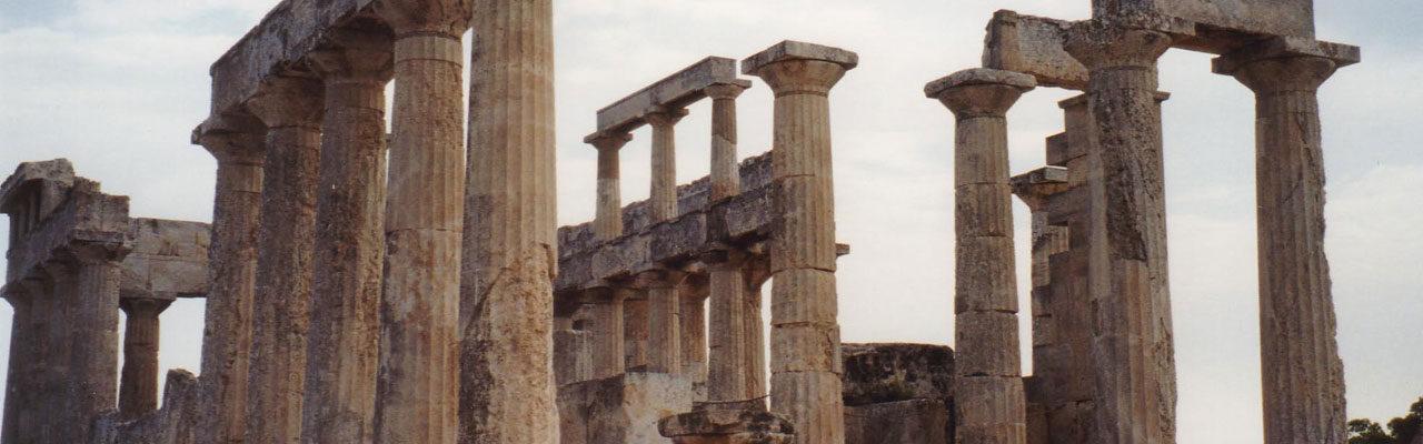 PROAlun Salt Segui Aegina, The Temple of Aphaia