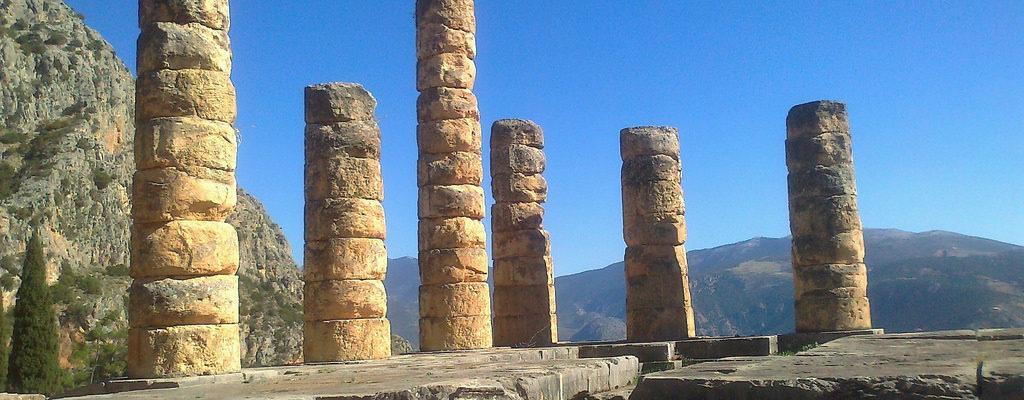 The Oracle of Delphi, Delphi, Ancient Greece