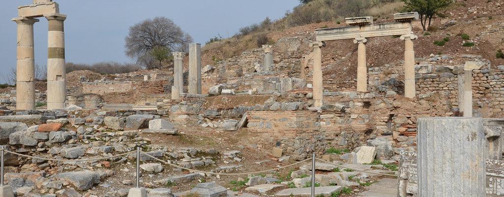 Memmius Monument, Ephesus,Turkey