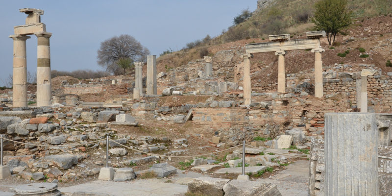 Memmius Monument, Ephesus,Turkey