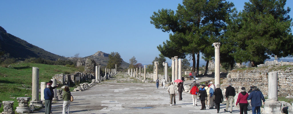 The Arcadiane, Ephesus, Turkey