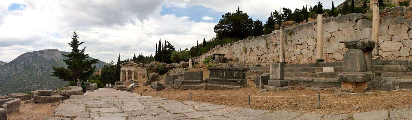 Delphi, Ancient Greece