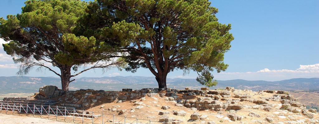 The Altar of Zeus, Pergamon, Turkey