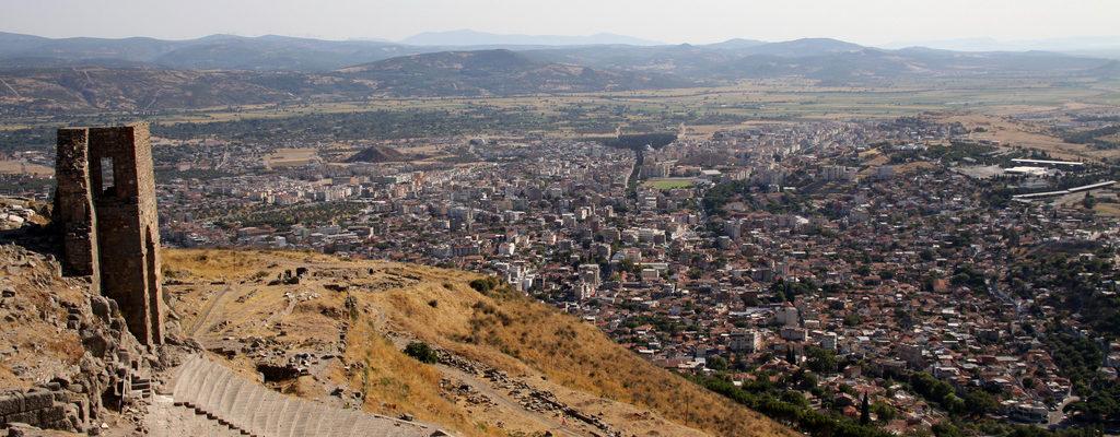 Theatre of Pergamon, Turkey
