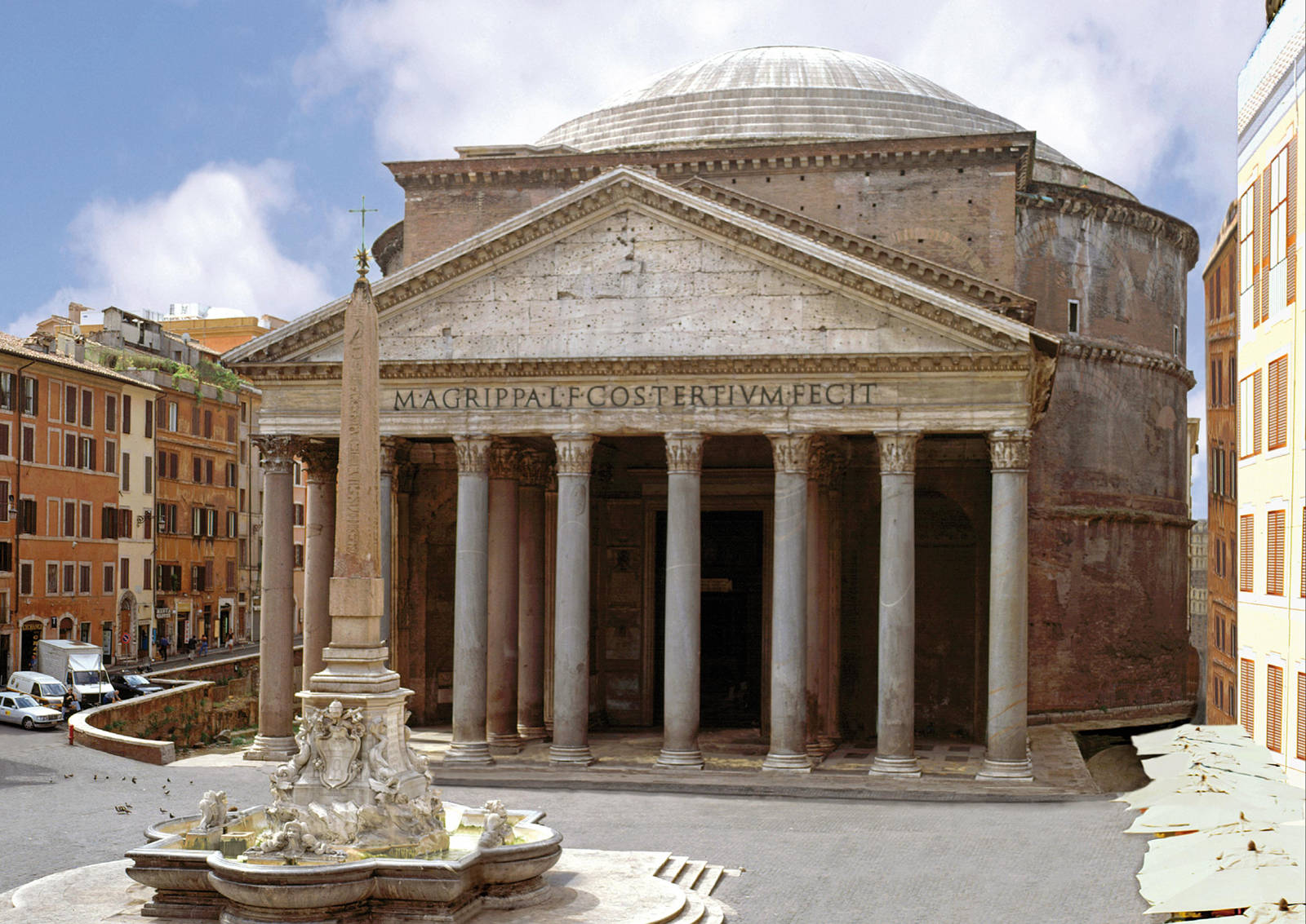 Pantheon: History, Curious facts, Images, Opening times and more