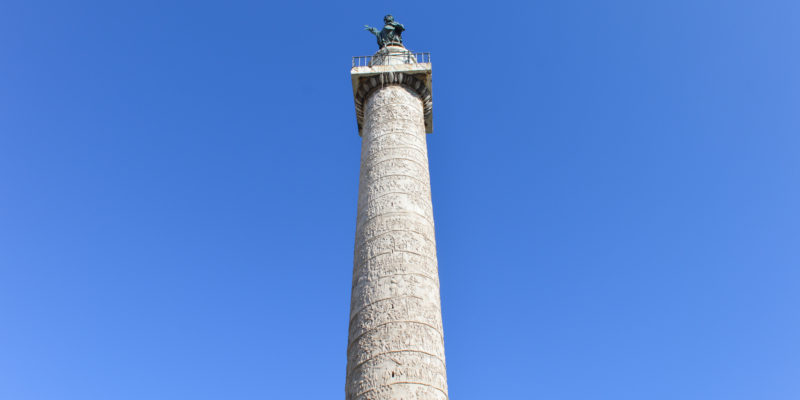 Colonna Traiana di Roma