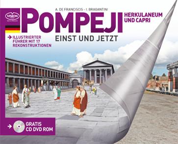 Guida di Pompei Ercolano e Capri in Tedesco