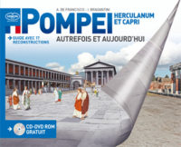 Guida di Pompei Ercolano e Capri in Francese