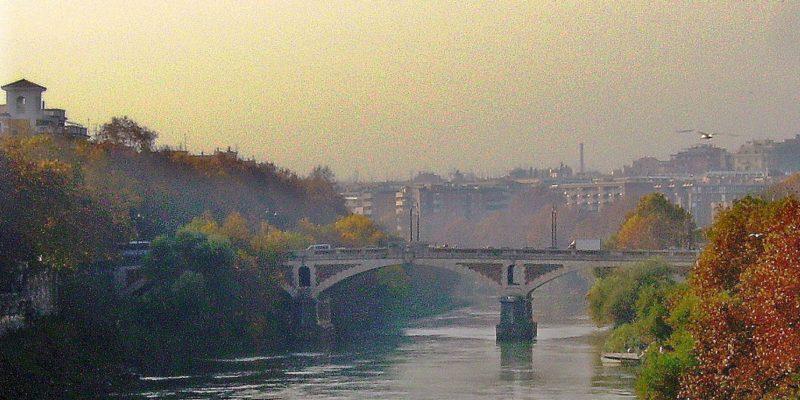 Ponte Sublicio a Roma