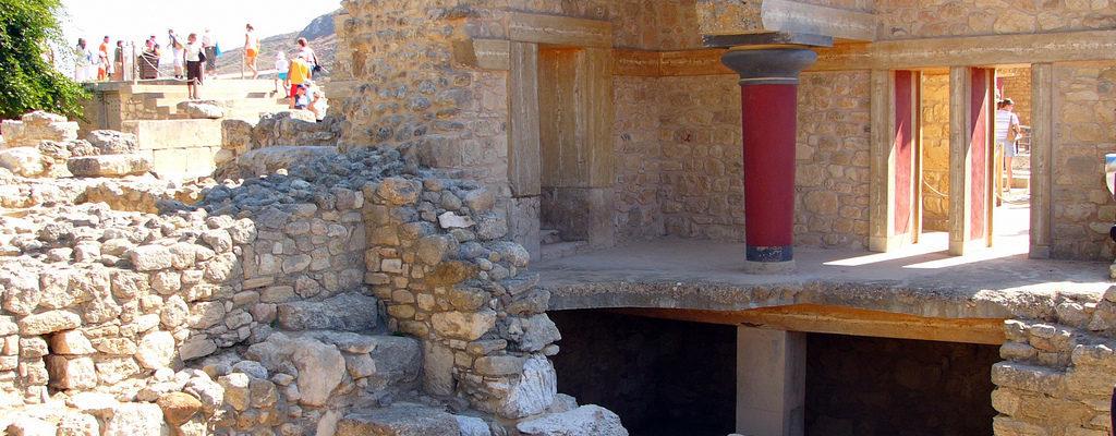 I Propilei meridionali, Cnosso, Creta, Antica Grecia